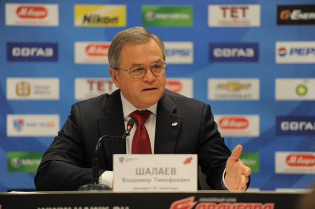 Президент клуба подвёл итог сезона.