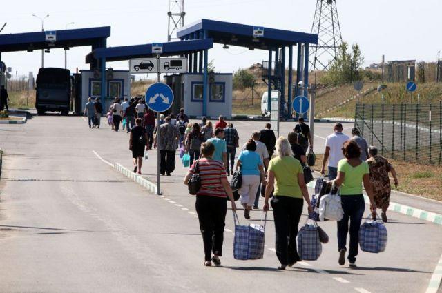 Германия - самая популярная страна для беженцев