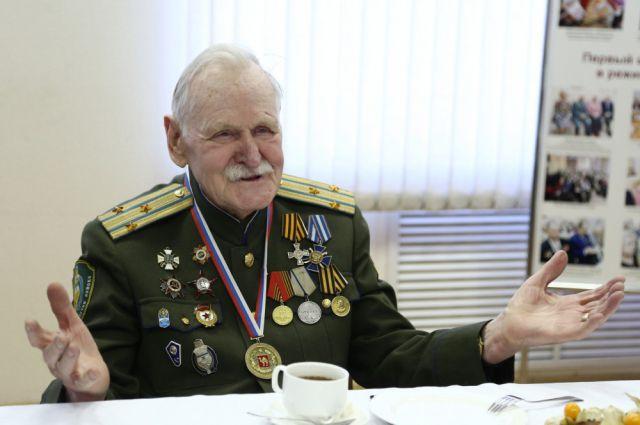 Михаил Резепин.