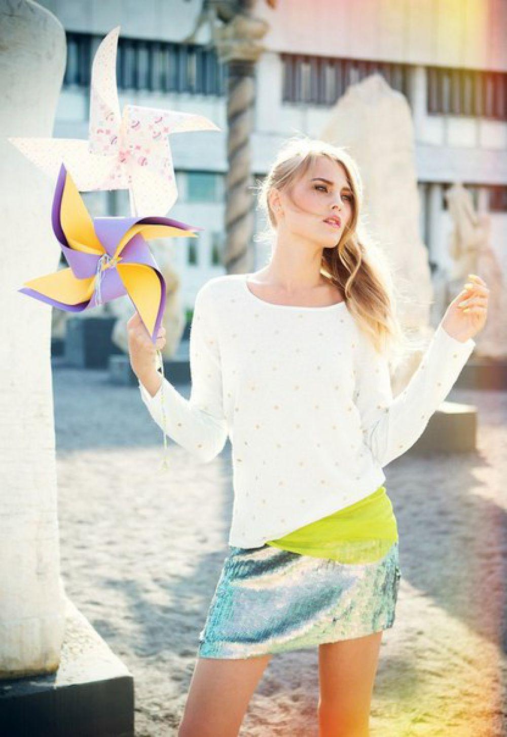 В своим 19 годам Катя уже смогла добиться больших успехов в модельном бизнесе.