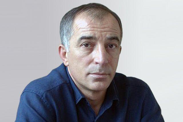 Алий Тоторкулов.