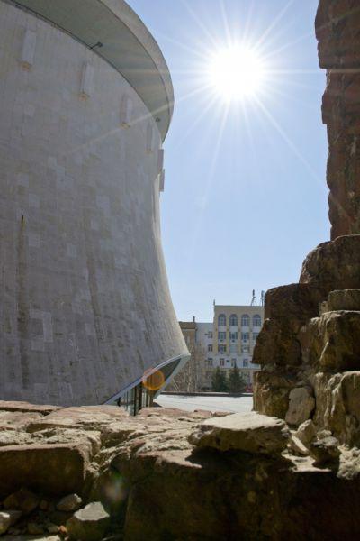 Музей-панорама «Сталинградская битва» стал полноправным хозяином мельницы лишь в 2012 году, до этого многие годы здание оставалось бесхозным.