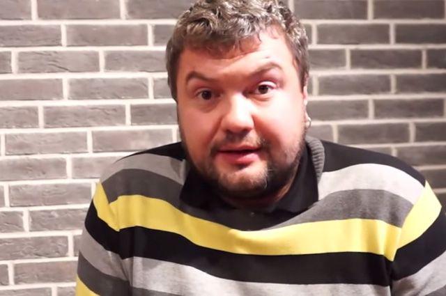 Роман Скворцов.