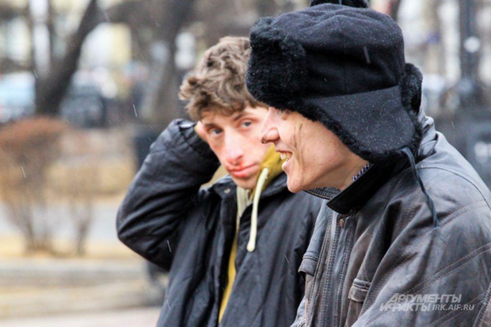 Одежду участники флэшмоба разыскивали в родительских закромах.