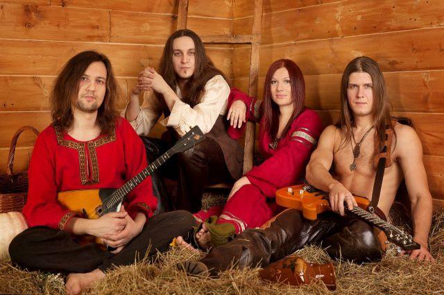 Группа «Калевала» приедет в Омск с концертом.