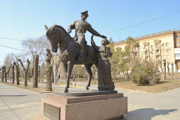 Памятник «Казачья слава».