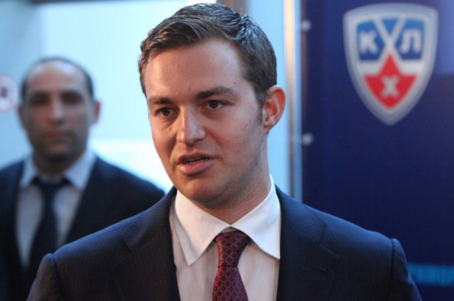 Президент инвестиционного подразделения «Альфа-Групп» – компании «А1» Александр Винокуров.