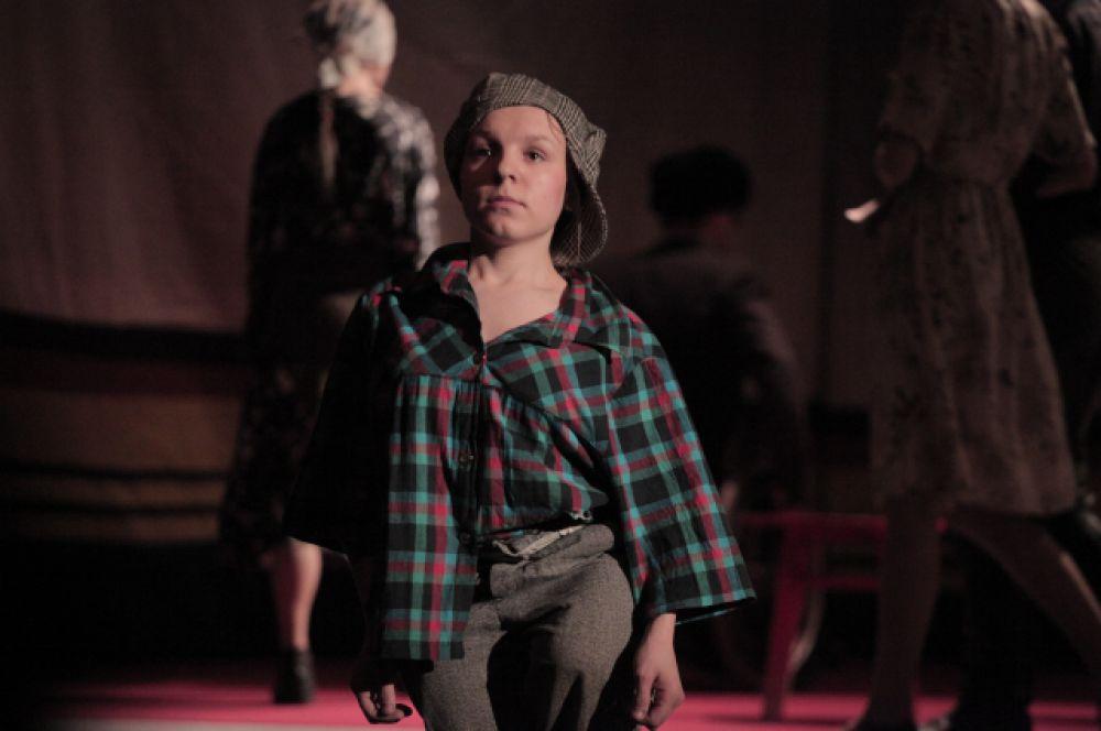Актеры театра - молодые люди с ограниченными возможностями здоровья, но неограниченным талантом.