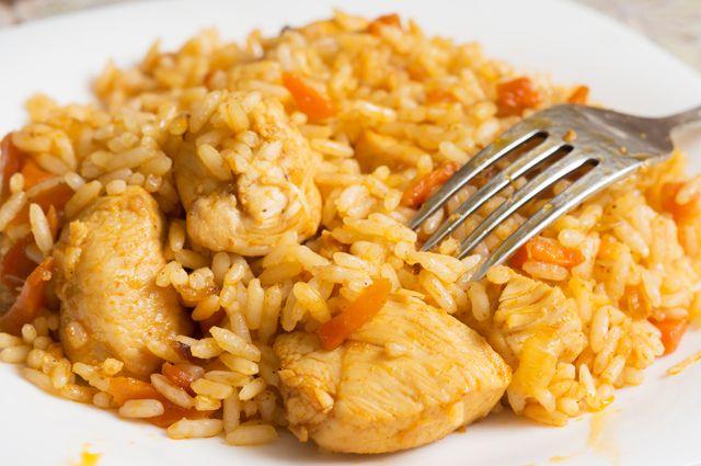 простой рецепт плова из курицы на пиве