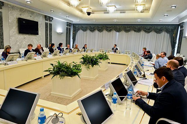 Обсуждение закона о свободном порте Владивосток.
