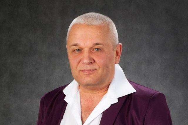 Калининградский поэт Олег Ершов.