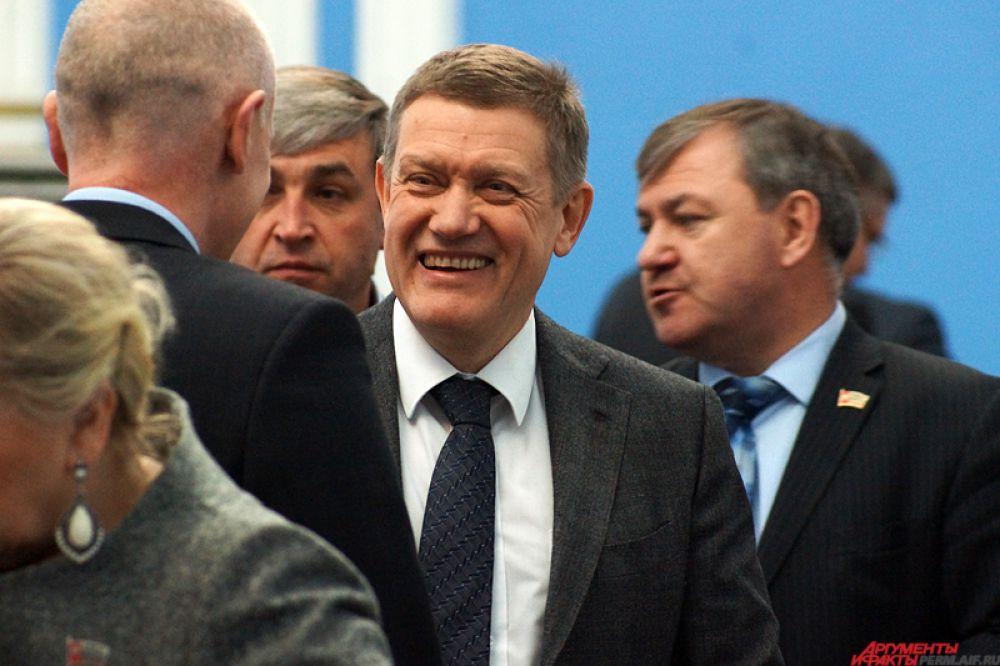 Депутат гордумы Сергей Климов
