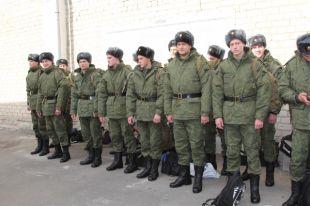 Крым и Севастополь примут участие в весенней призывной кампании