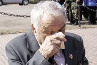 """Порой от такой """"помощи"""" у ветеранов наворачиваются слезы."""