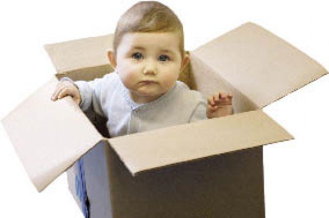 Беби-бокс не только дарит шанс на спасение малыша, но и дает возможность маме вернуть его.