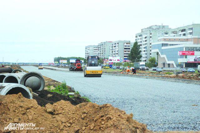 Идеально ровные дороги когда-нибудь станут явью и для Омска.