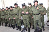 В Омске началась весенняя призывная кампания.