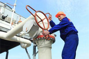 Украина подписала газовое соглашение с РФ на второй квартал 2015 года