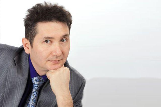 Владимир Чамбайшин.