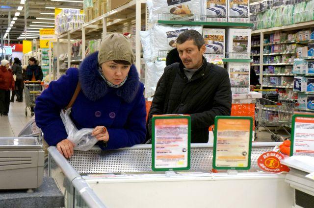 В Новосибирске снижаются цены на продукты