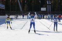 Победный финиш Анны Федуловой.