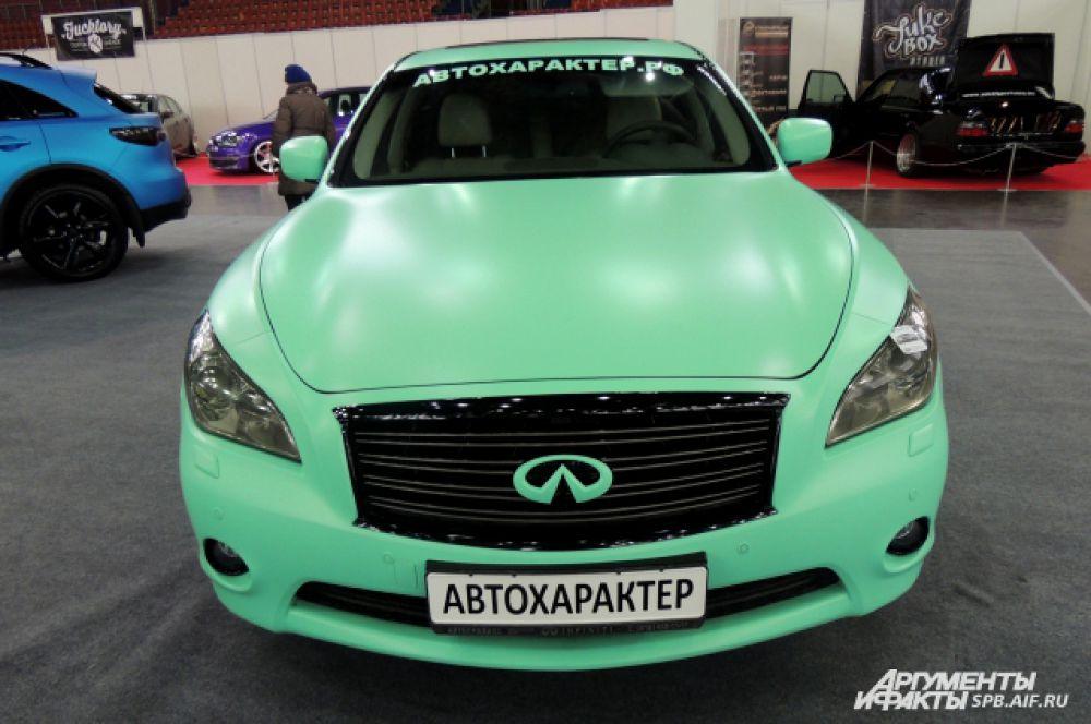 В СКК представлены автомобили любых оттенков