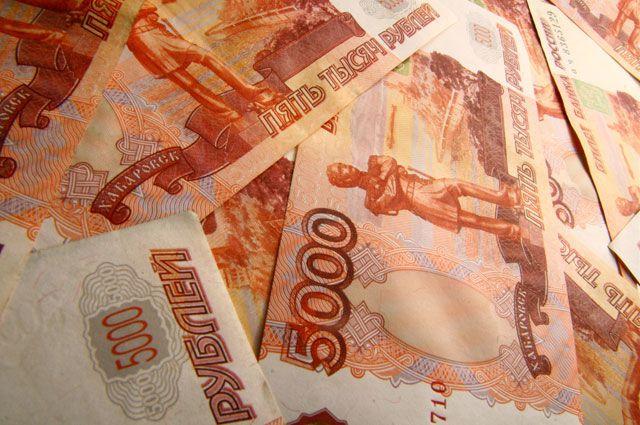 У мужчины украли 5 тысяч рублей.