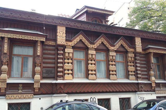 Дом мецената Пороховщикова.