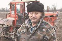 Николай Долгоброд ещё не одно поле вспашет - такими, как он, и сильна Россия.