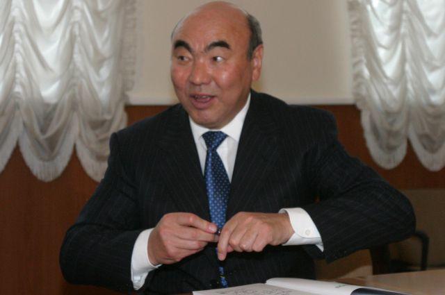 Аскар Акаев.