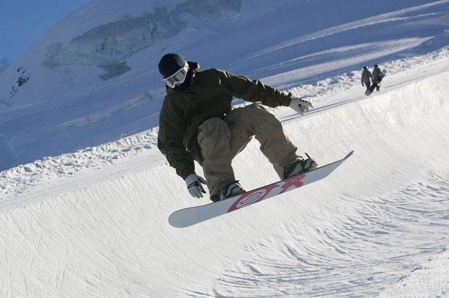 Новосибирские сноубордисты стали чемпионами