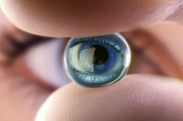 Зрение нужно беречь с молоду