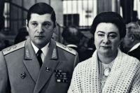 Юрий Чурбанов и Галина Брежнева.
