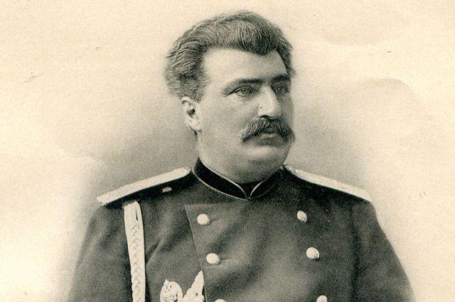 Николай Пржевальский.