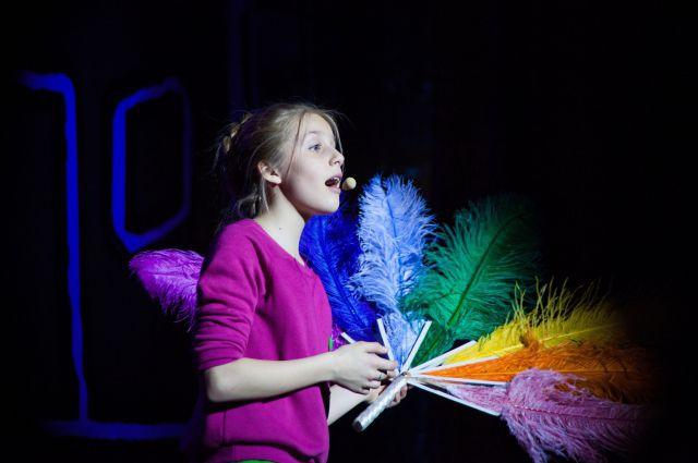 Свердловская детская филармония ищет юных артистов для нового мюзикла