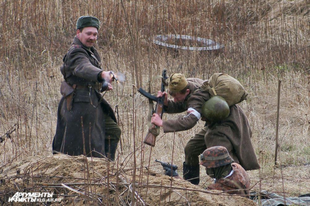 Возобновилось наступление только в январе 1945-го. В течение нескольких месяцев Красная Армия заняла почти все города Восточной Пруссии и подошла к ее столице - Кенигсбергу.