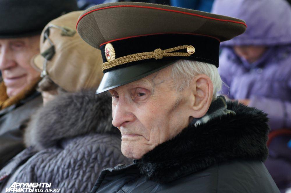 Сегодня в Калининградской области проживает 139 участников штурма Кенигсберга. Самому молодому из них - 86 лет.