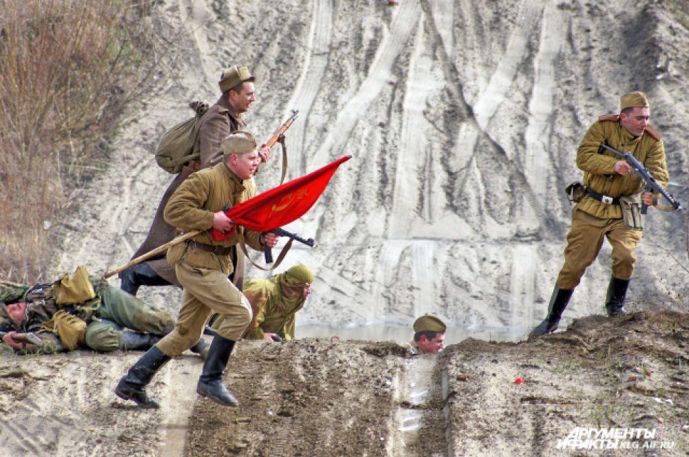 Штурм столицы немецкой провинции Восточной Пруссии Кенигсберга продолжался с 6 по 9 апреля.