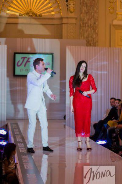El Кравчук и Надежда Мейхер