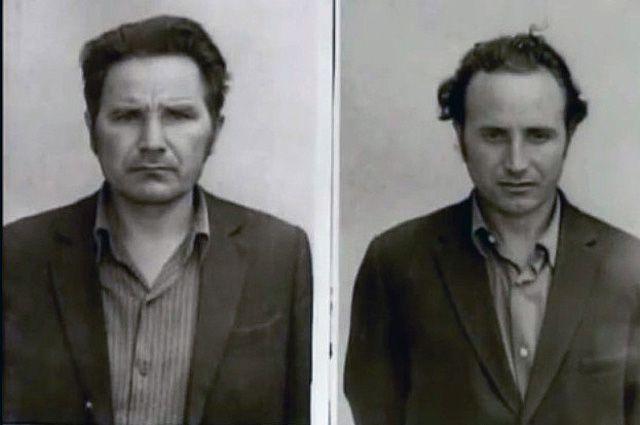 Владимир и Вячеслав Толстопятовы.