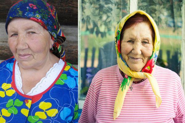 Участинца №5. «Это моя бабушка Лидия Михайловна Педорина. Слева ей 70 лет, а справа почти 80. Она говорит, что в душе ей всегда 20 лет. У нее пятеро детей, семь внуков и пять правнуков. Она самая лучшая бабушка на свете».