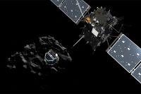 «Фил» приближается к комете, чтобы исследовать, из чего она состоит.