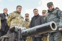 Украинский лидер намерен всячески крепить оборону.