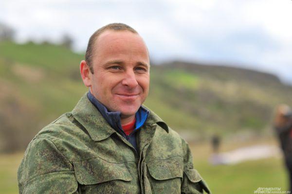 Руководитель клуба Мачульский Сергей.