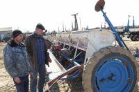 В Ростовской области началась весенняя посевная.