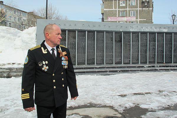 Руководитель клуба «Подводник» Дмитрий Дрожников.