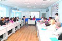 Омских педагогов заинтересовала тема дискуссионной площадки.