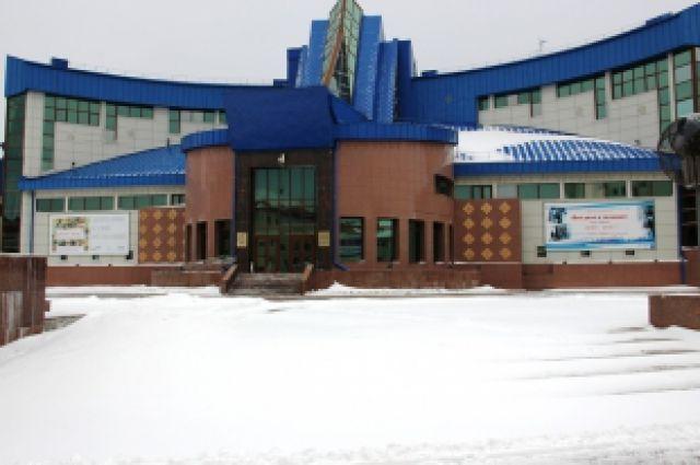 Музей геологии, нефти и газа в Ханты-Мансийске.