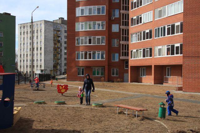 Детские площадки, ухоженные придомовые территории, помощь ветеранам - это все