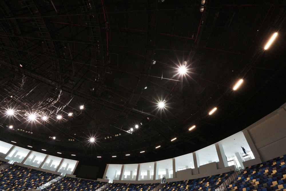 Дзюдо – Арена Гейдара Алиева. Дзюдо, как форма борьбы предполагающая полный контакт спортсменов друг с другом, является одним из наиболее популярных видов спорта в Азербайджане. Дзюдоисты попробуют победить своих соперников на Арене Гейдара Алиева, вмещающей 7800 человек.